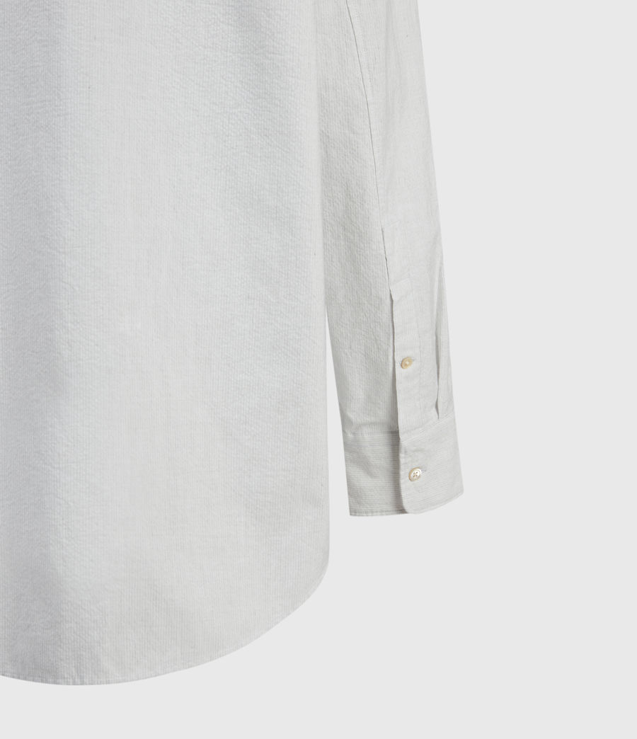 Herren Bonsall Shirt (off_white) - Image 4