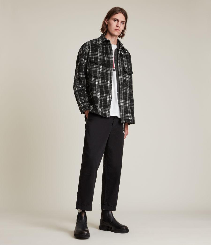Hommes Coeburn Shirt (black) - Image 1