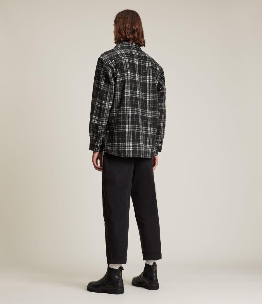Hommes Coeburn Shirt (black) - Image 6