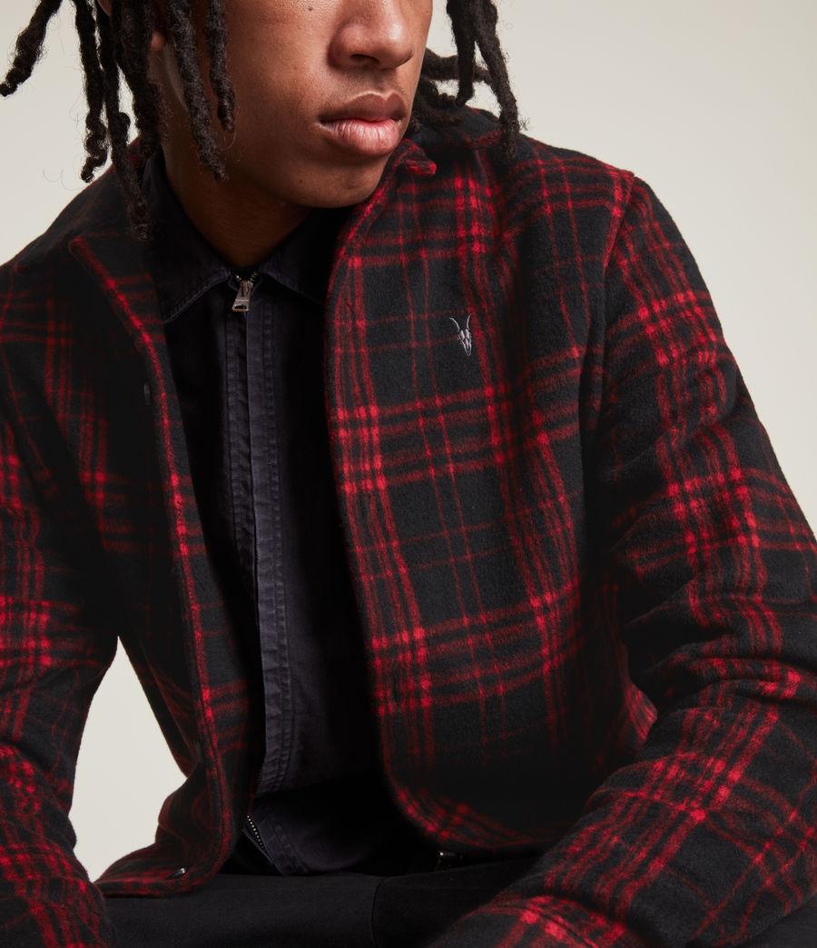 Mens Gardo Shirt (black) - Image 2