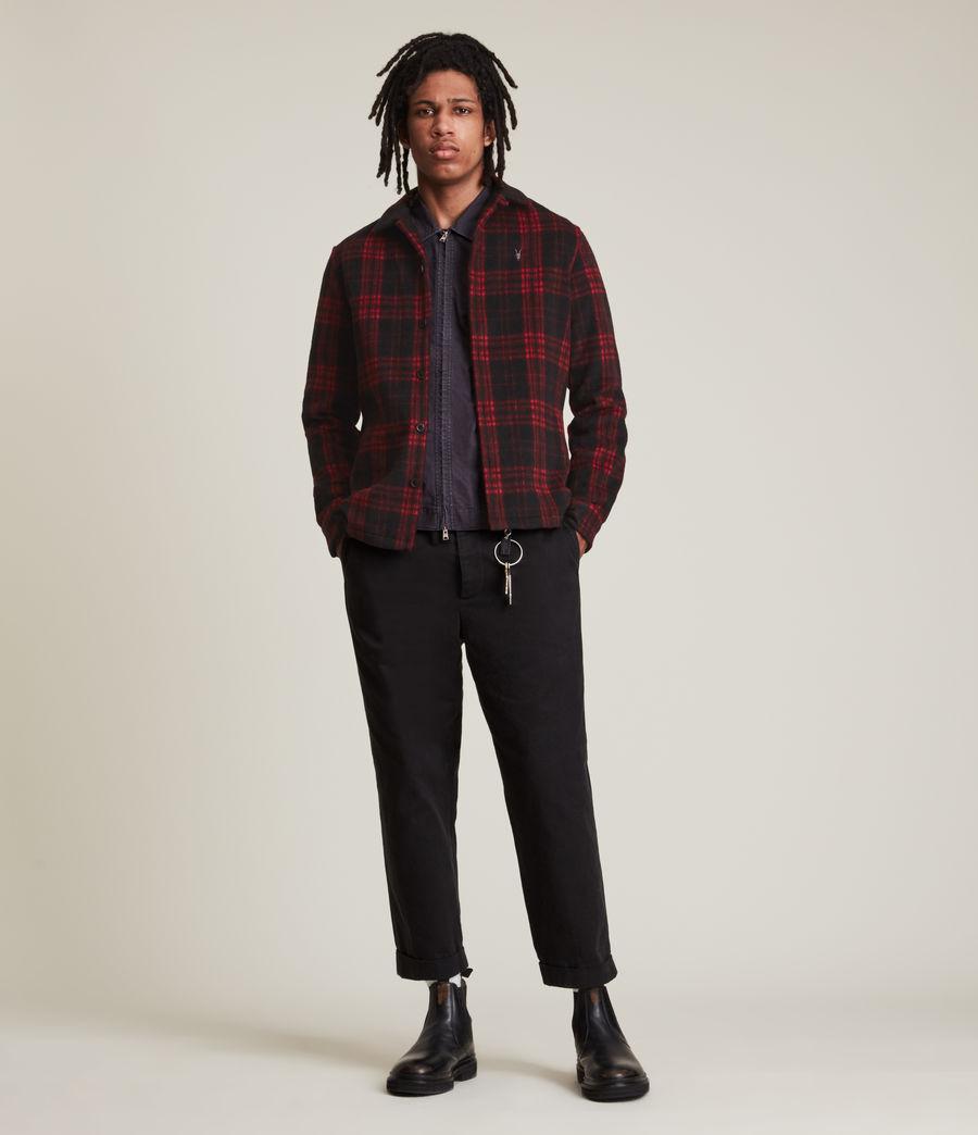 Mens Gardo Shirt (black) - Image 3