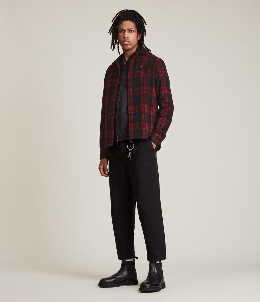 Mens Gardo Shirt (black) - Image 4