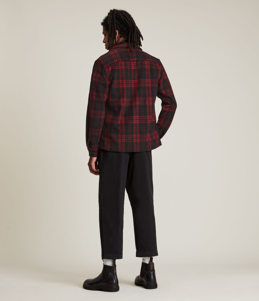 Mens Gardo Shirt (black) - Image 6