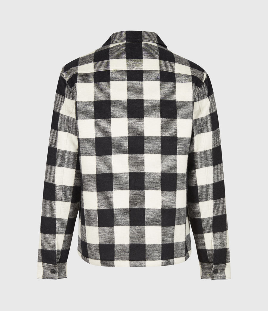 Men's Toqua Sherpa-Lined Shirt (off_white) - Image 3