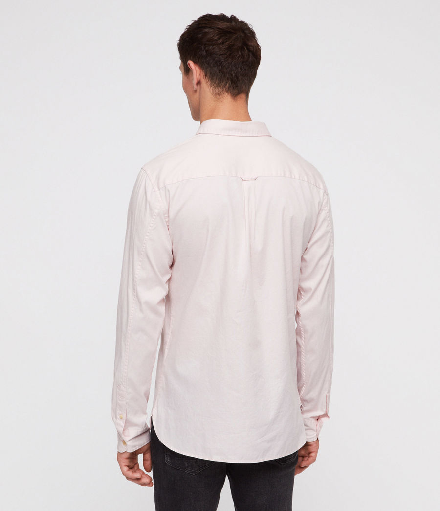 Men's Redondo Shirt (pale_pink) - Image 4