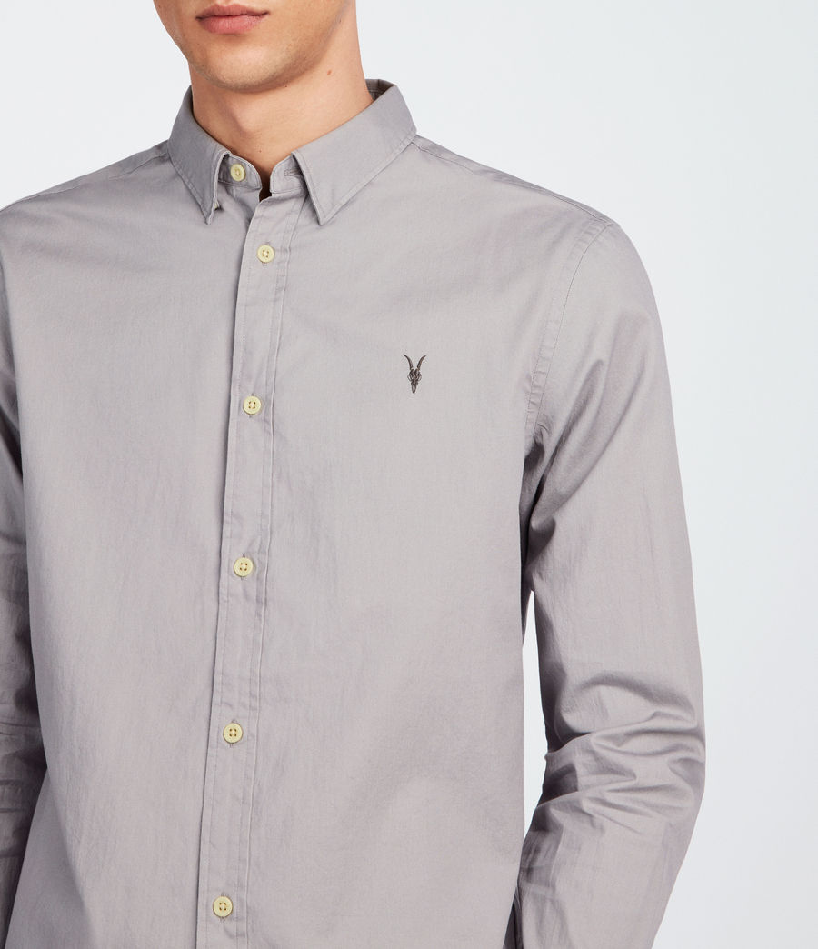 Mens Redondo Shirt (land_grey) - Image 2