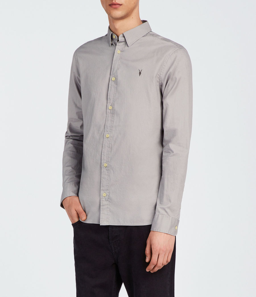 Mens Redondo Shirt (land_grey) - Image 3