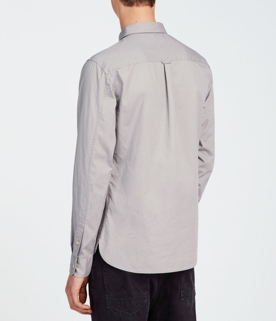 Mens Redondo Shirt (land_grey) - Image 4