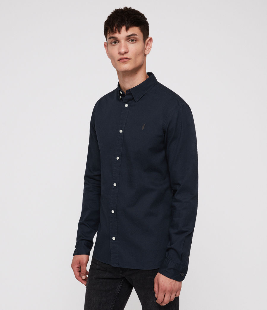 Mens Redondo Shirt (merchant_ink) - Image 4