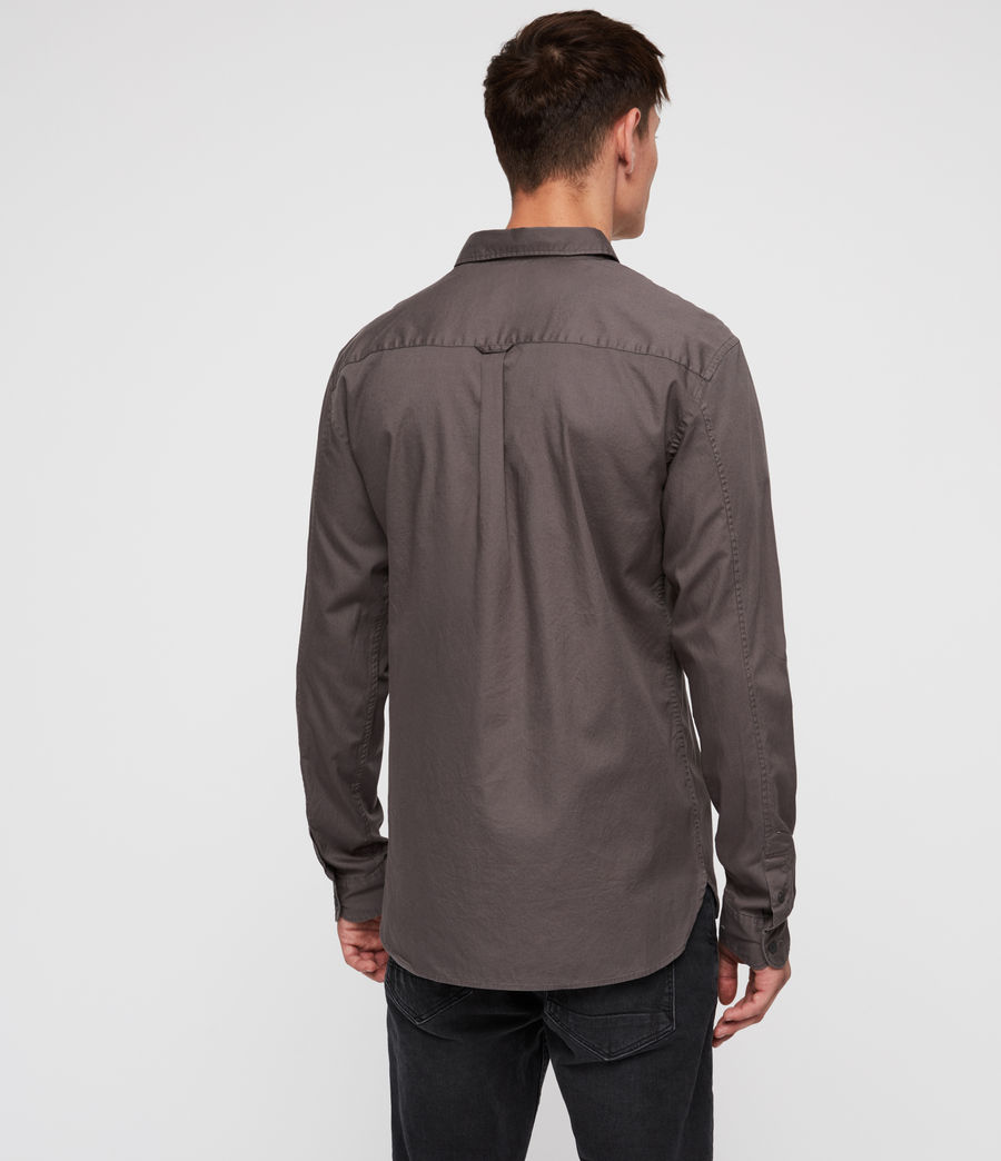 Men's Redondo Shirt (core_grey) - Image 3
