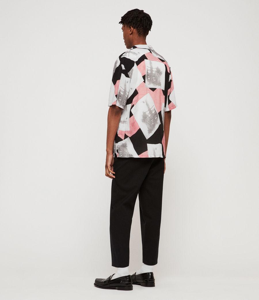 Mens Livinston Shirt (jet_black) - Image 6