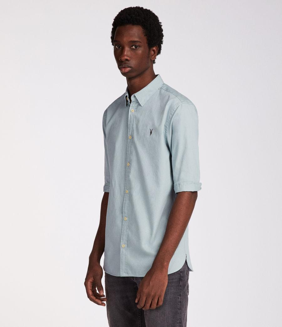 Mens Redondo Half Sleeve Shirt (joshus_green) - Image 2