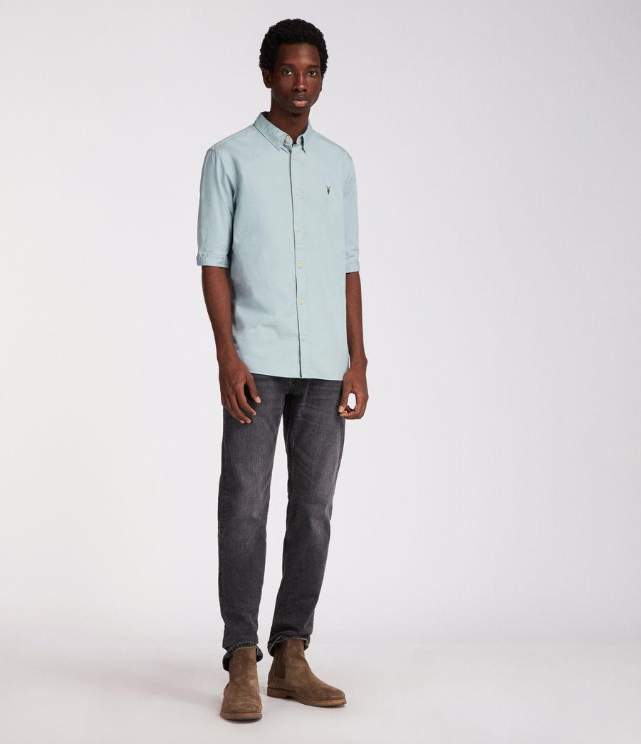 Mens Redondo Half Sleeve Shirt (joshus_green) - Image 3