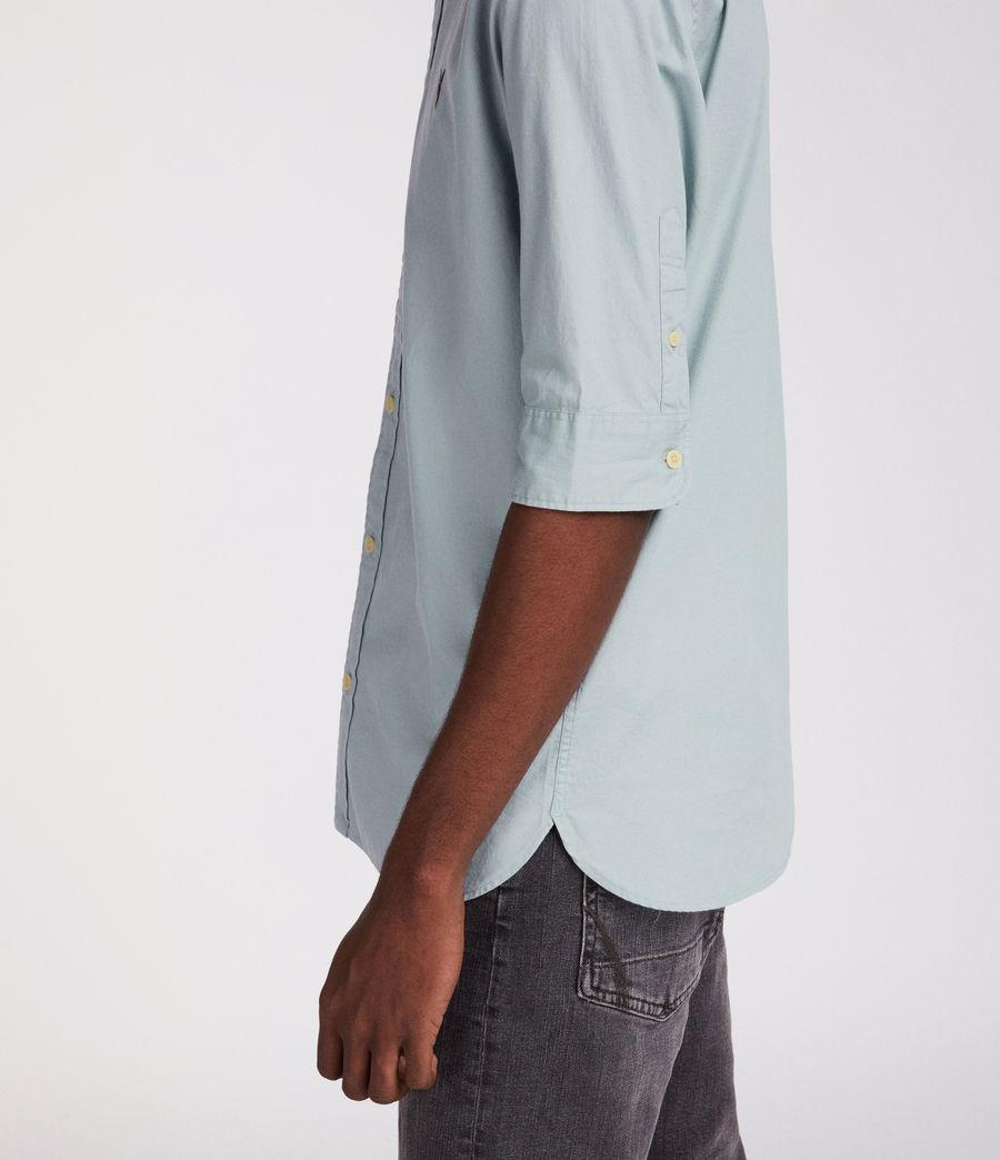 Mens Redondo Half Sleeve Shirt (joshus_green) - Image 4