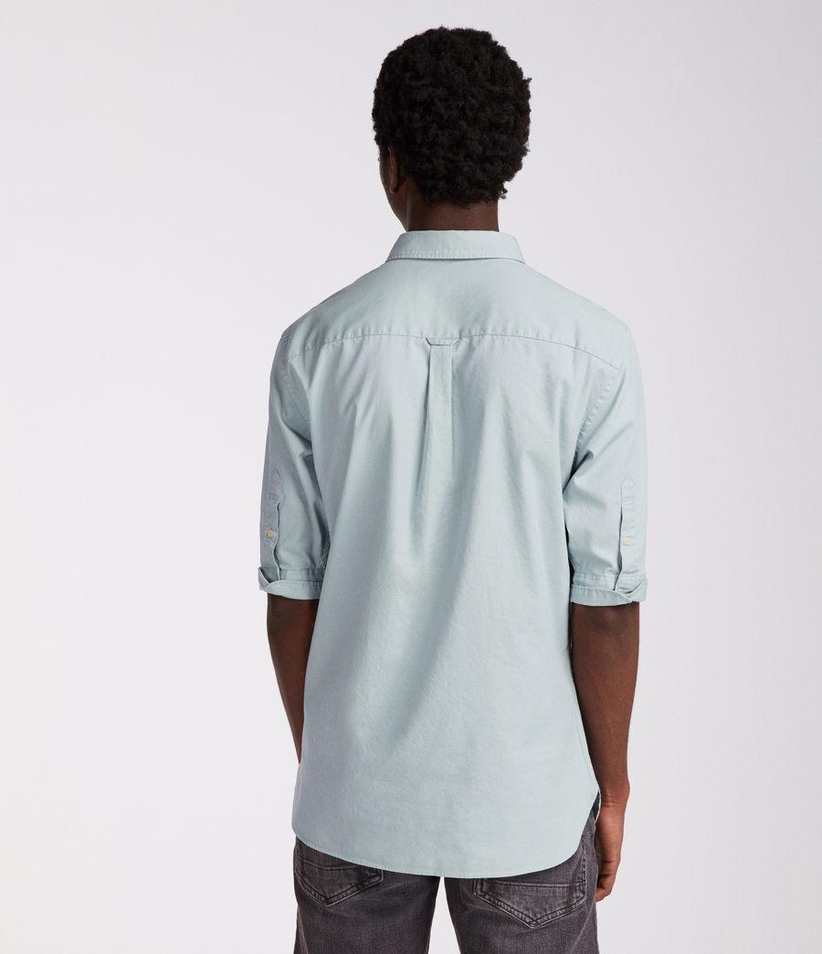 Mens Redondo Half Sleeve Shirt (joshus_green) - Image 5