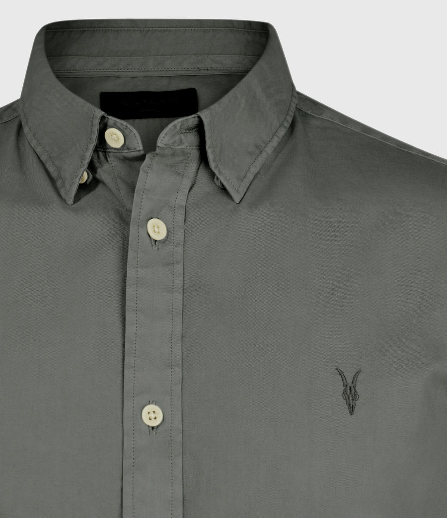 Mens Redondo Shirt (sheal_green) - Image 3