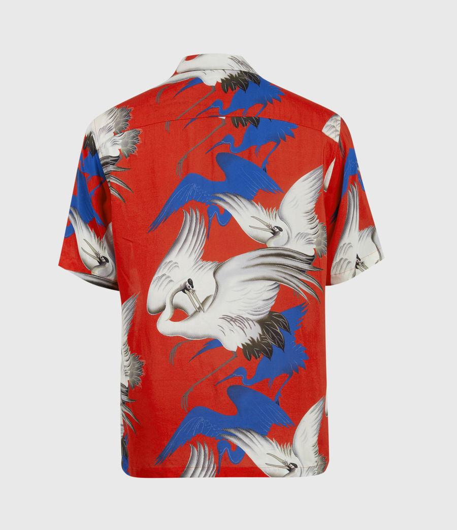 Hombre Roost Shirt (acer_red) - Image 2