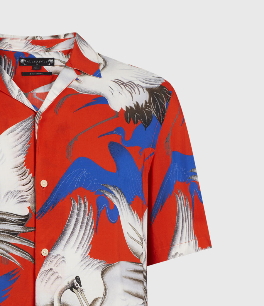 Hombre Roost Shirt (acer_red) - Image 3