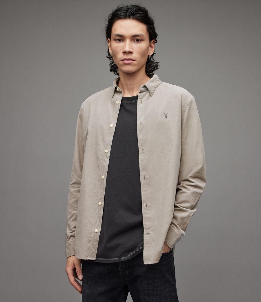 Hommes Birchwood Shirt (weathered_taupe) - Image 1