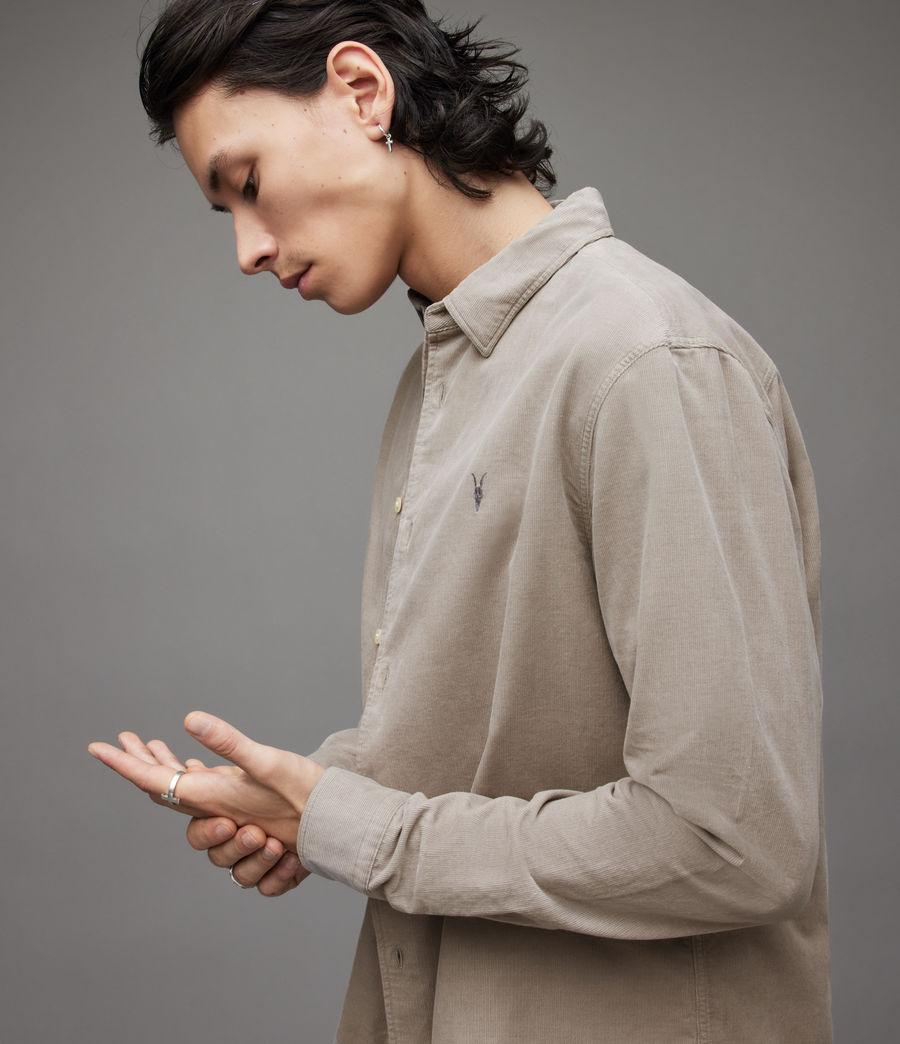 Hommes Birchwood Shirt (weathered_taupe) - Image 2