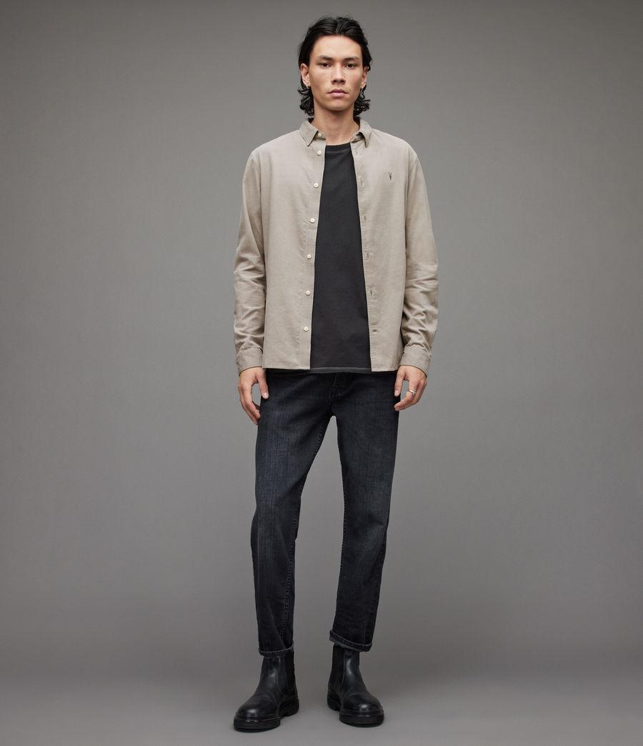 Hommes Birchwood Shirt (weathered_taupe) - Image 3