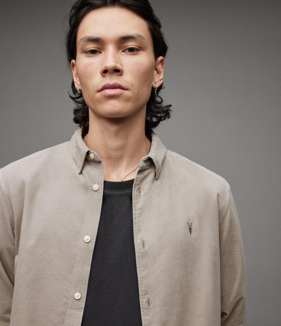 Hommes Birchwood Shirt (weathered_taupe) - Image 4
