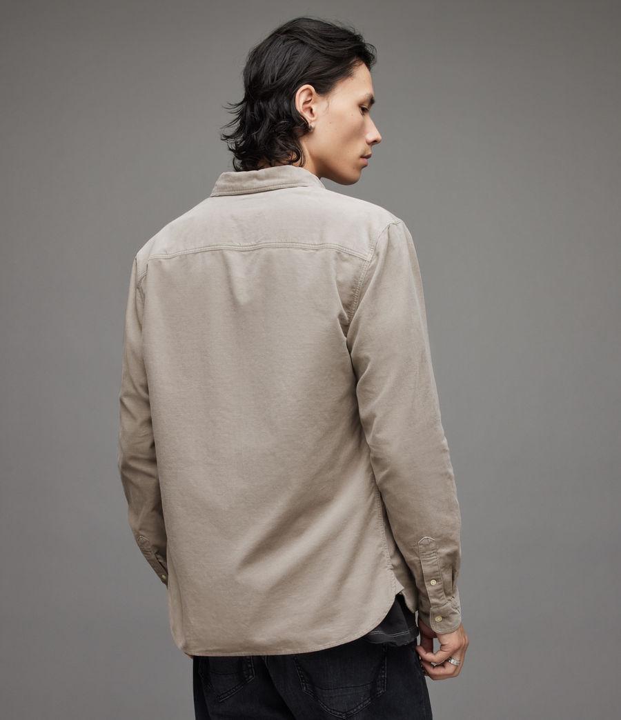 Hommes Birchwood Shirt (weathered_taupe) - Image 5