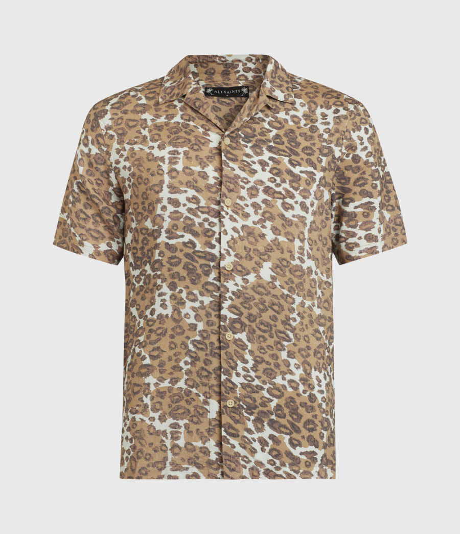 Mens Can Tho Shirt (ecru) - Image 2