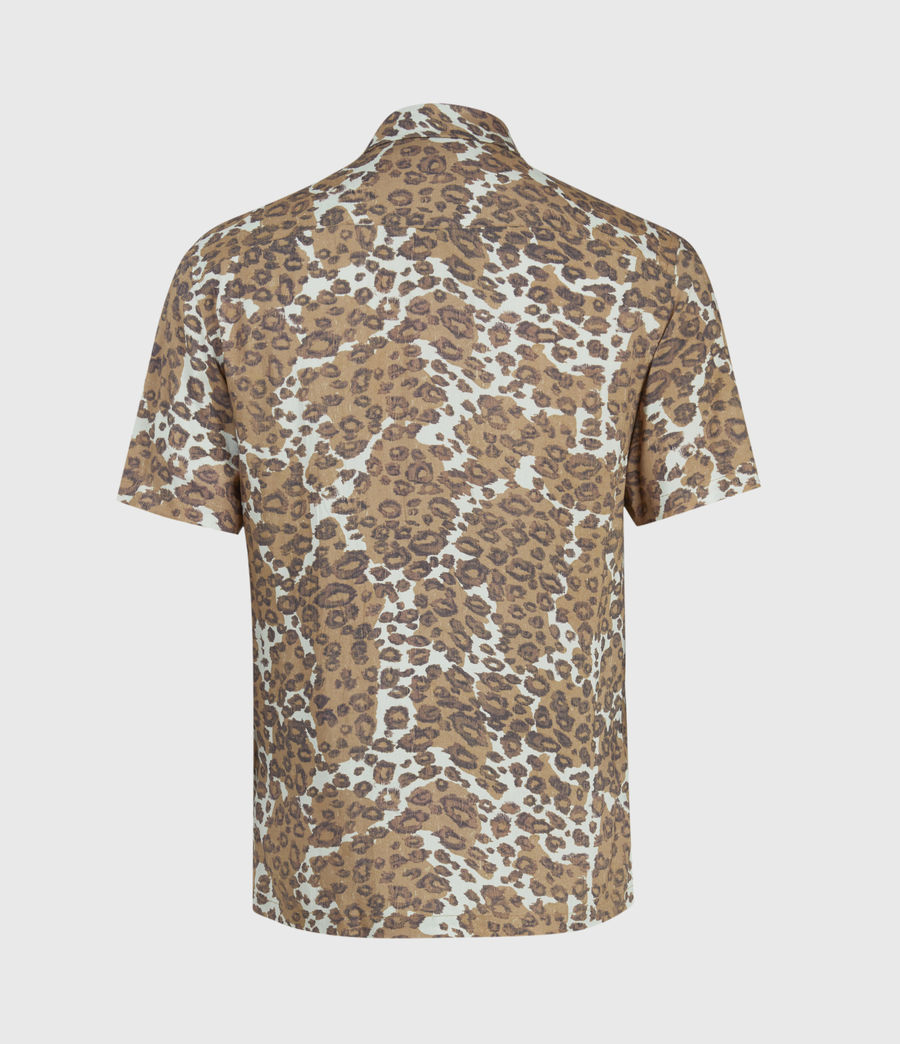 Mens Can Tho Shirt (ecru) - Image 3