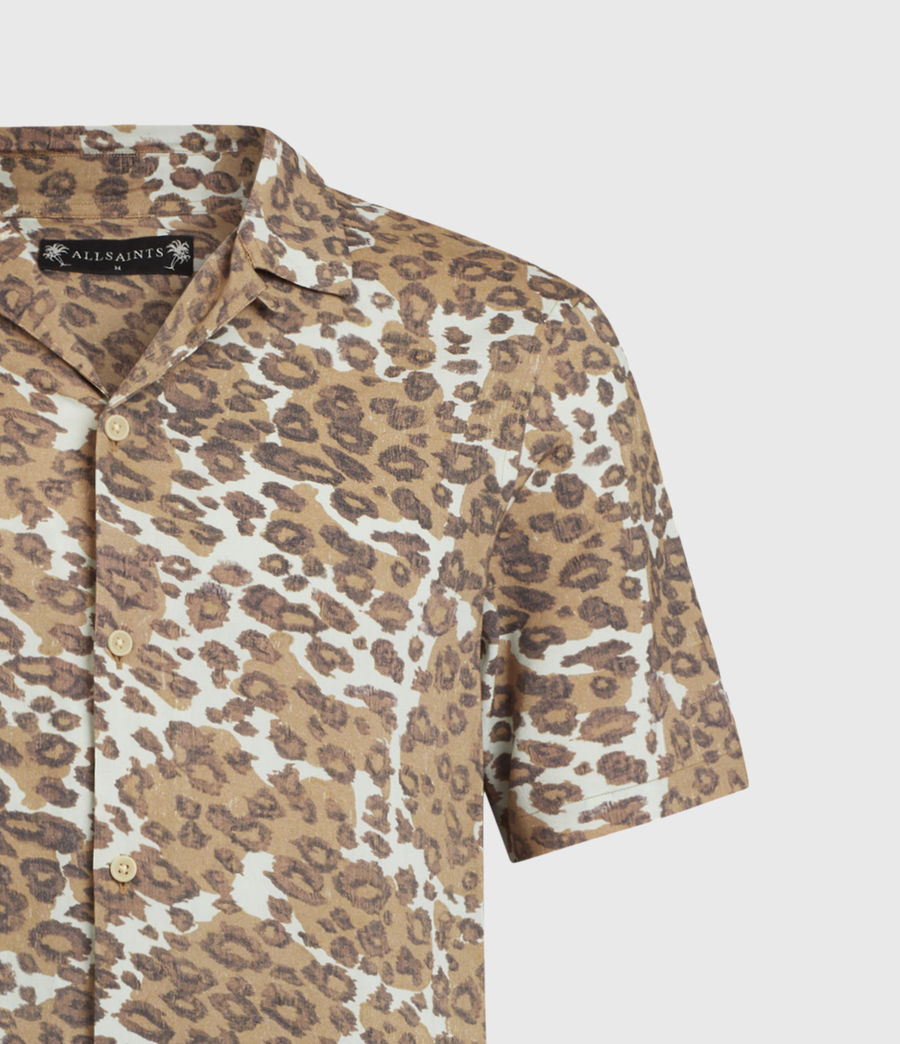 Mens Can Tho Shirt (ecru) - Image 5