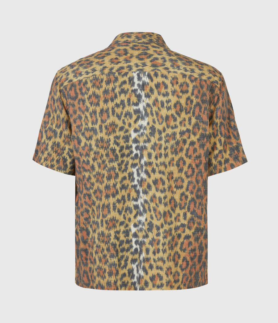 Mens Colt Shirt (yellow) - Image 3