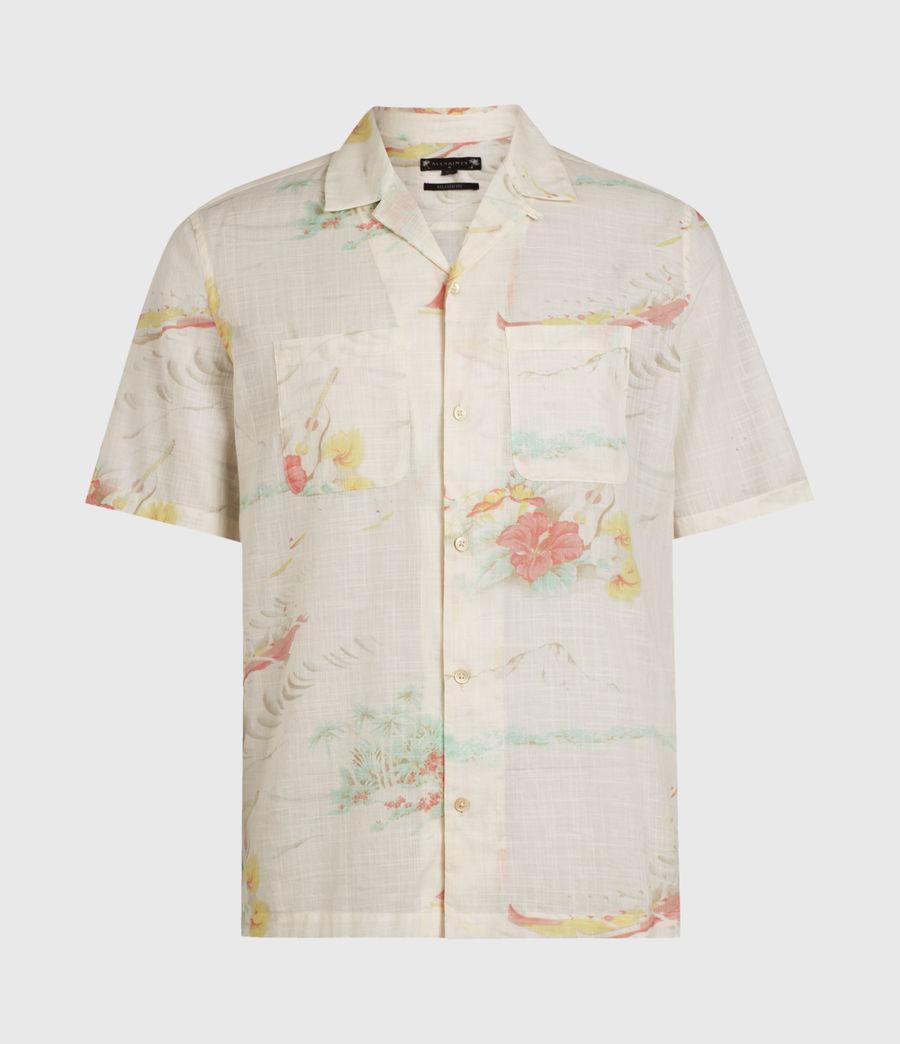 Uomo Erheart Shirt (ecru) - Image 1