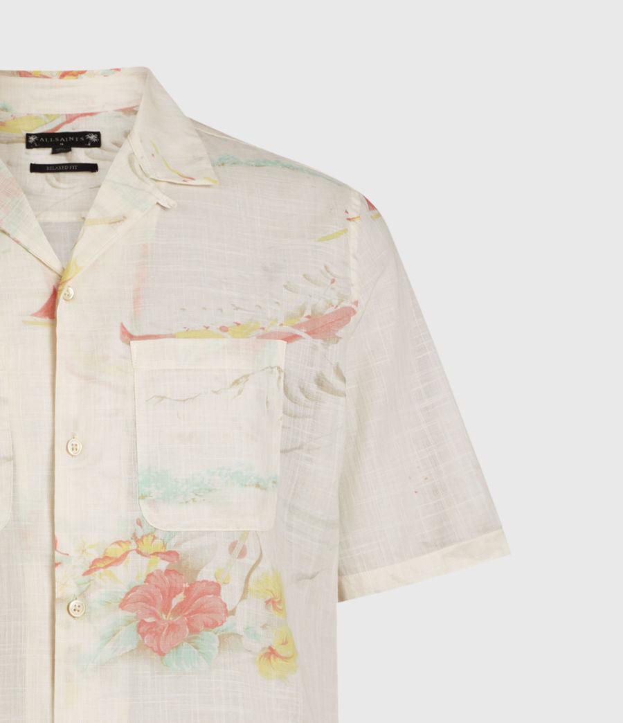 Uomo Erheart Shirt (ecru) - Image 3