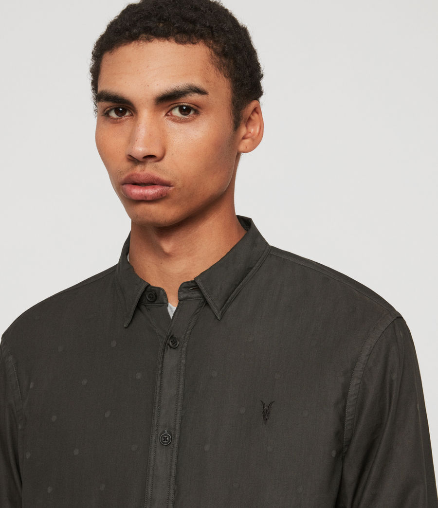 Mens Putnam Shirt (slate_grey) - Image 2