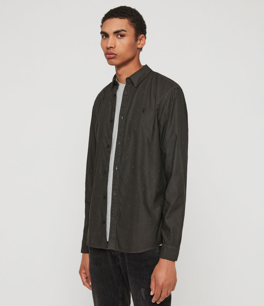 Mens Putnam Shirt (slate_grey) - Image 4