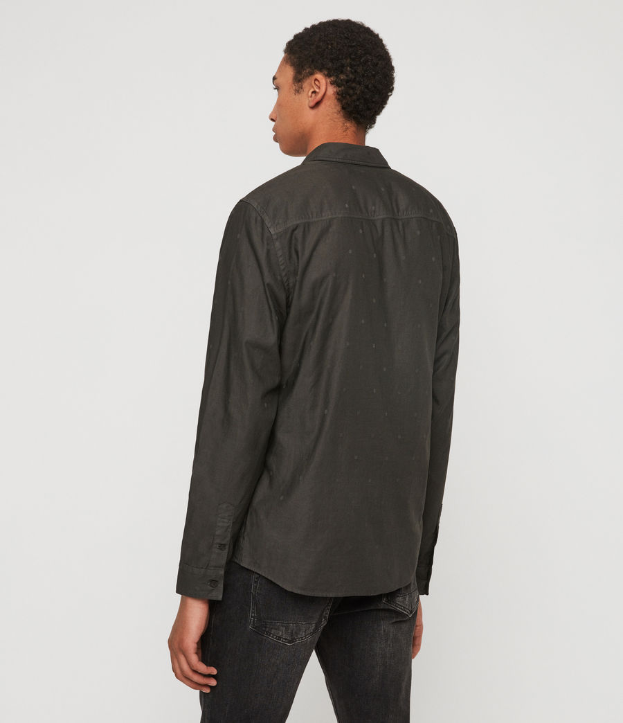 Mens Putnam Shirt (slate_grey) - Image 5