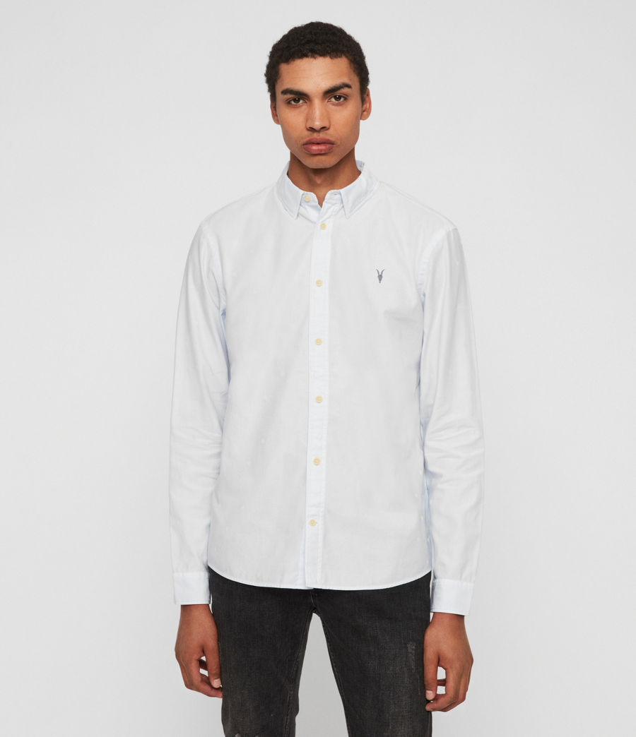 Men's Putnam Shirt (sol_blue) - Image 1