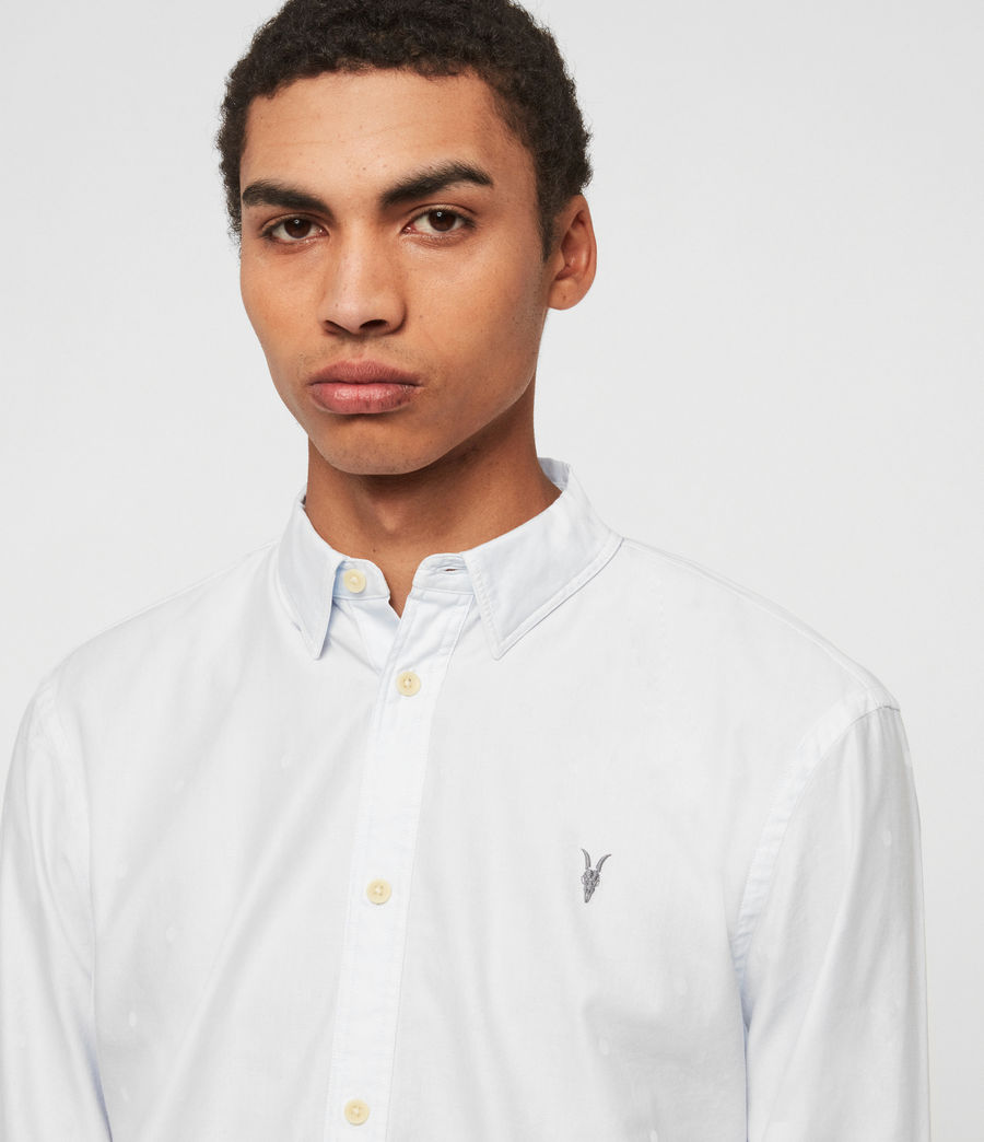 Men's Putnam Shirt (sol_blue) - Image 2