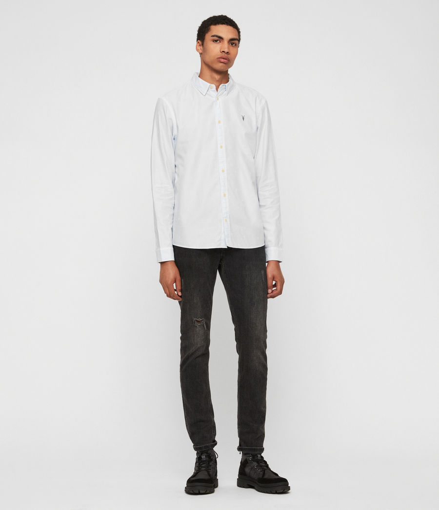 Men's Putnam Shirt (sol_blue) - Image 3