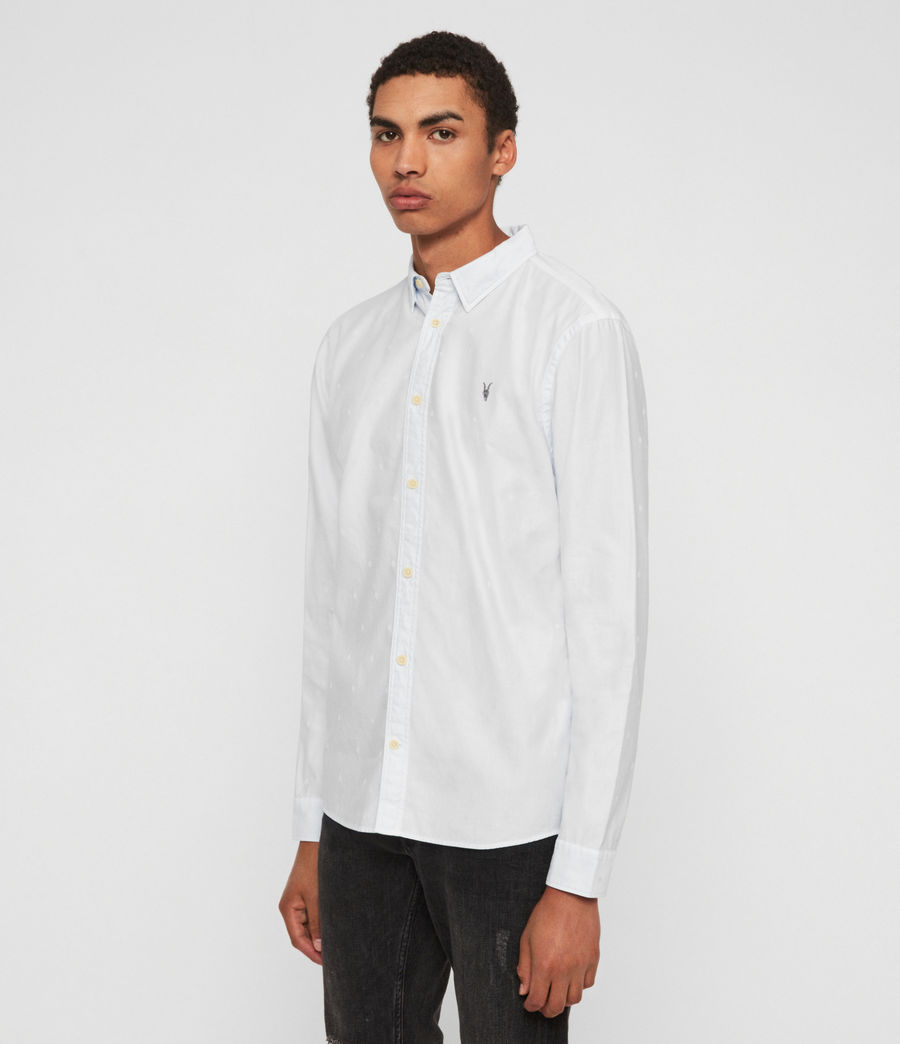 Men's Putnam Shirt (sol_blue) - Image 4