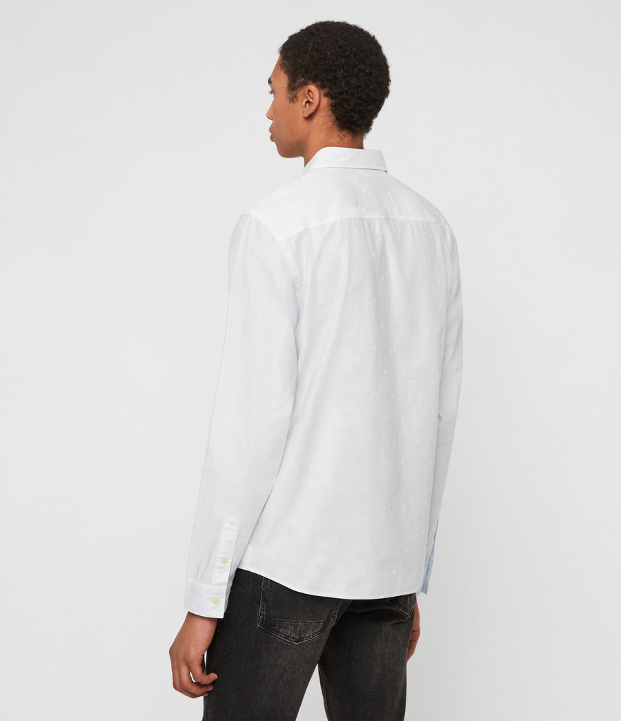 Men's Putnam Shirt (sol_blue) - Image 5
