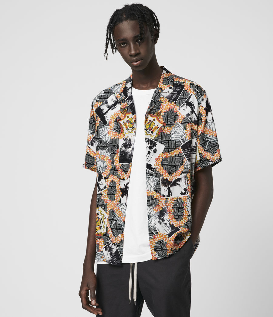 Men's Vista Shirt (ecru) - Image 1