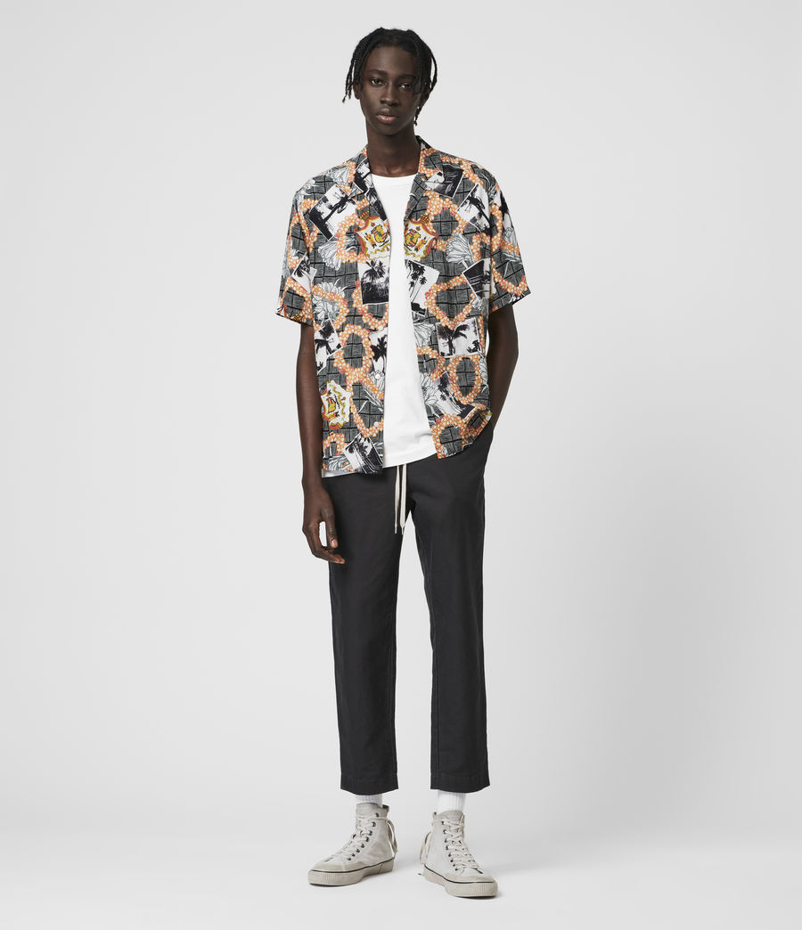 Men's Vista Shirt (ecru) - Image 3
