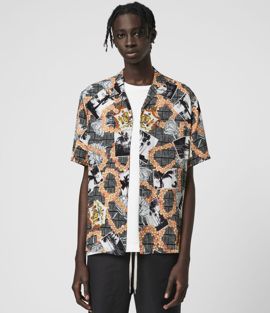 Men's Vista Shirt (ecru) - Image 4