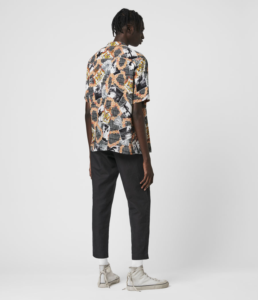 Men's Vista Shirt (ecru) - Image 5