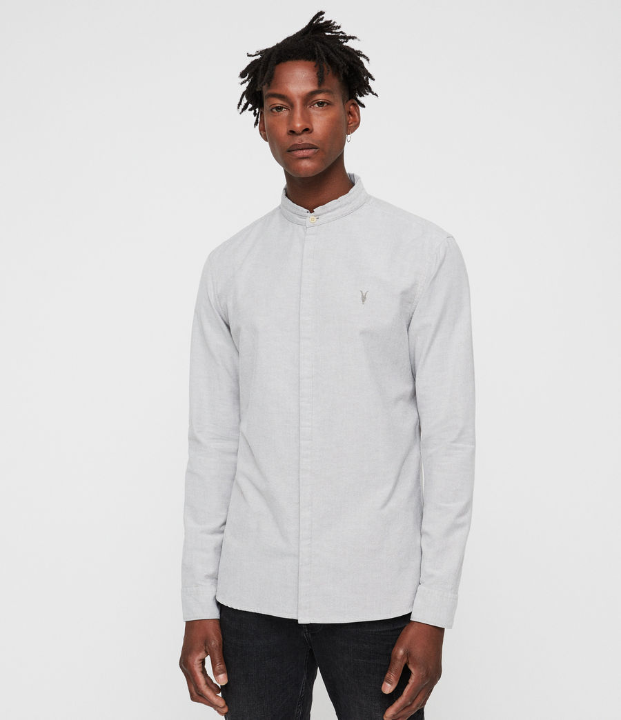 Men's Augusta Shirt (light_grey) - Image 1