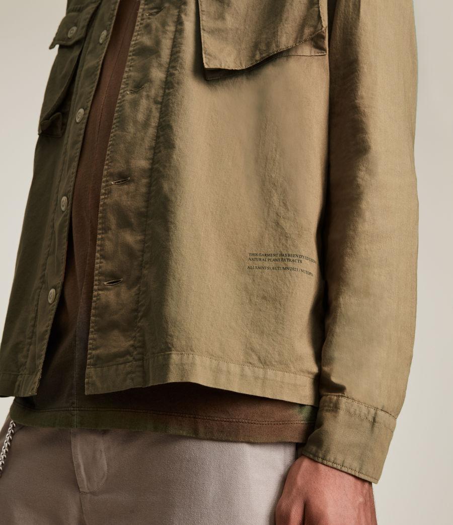 Herren Strathmoor Shirt (cocoa) - Image 2