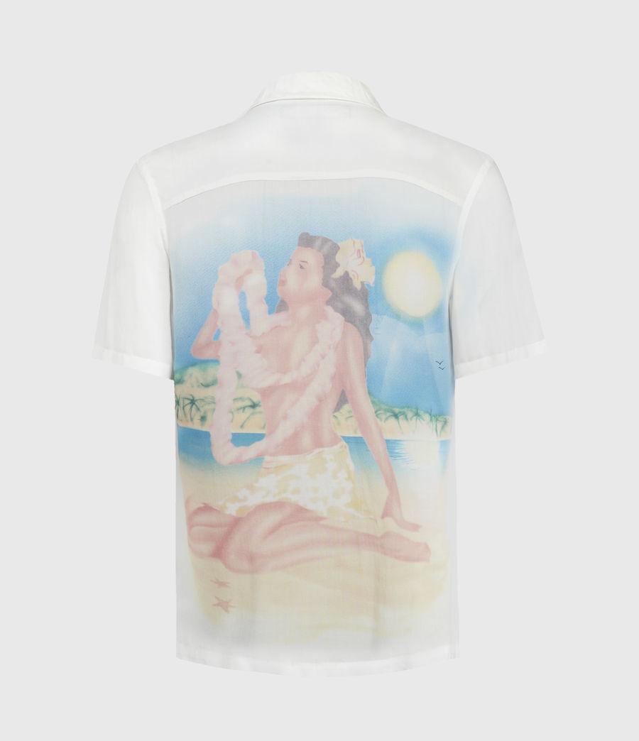 Herren Wahine Shirt (ecru) - Image 1
