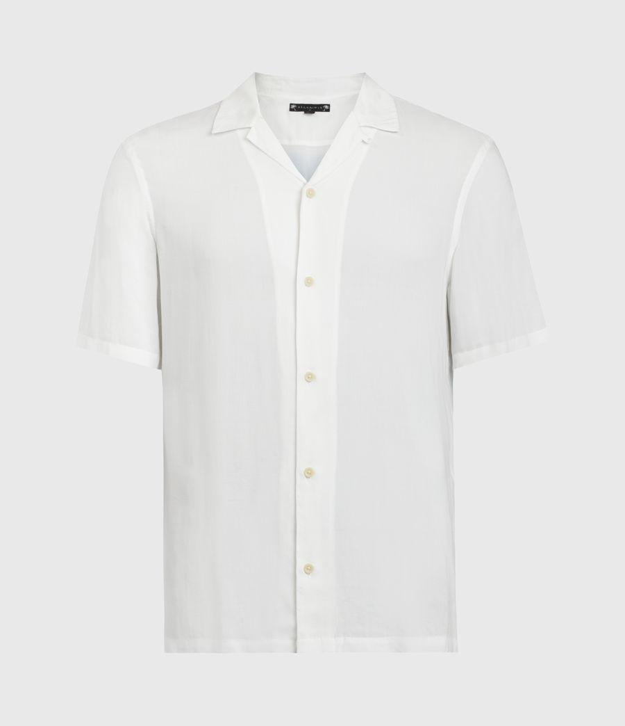 Uomo Wahine Shirt (ecru) - Image 2