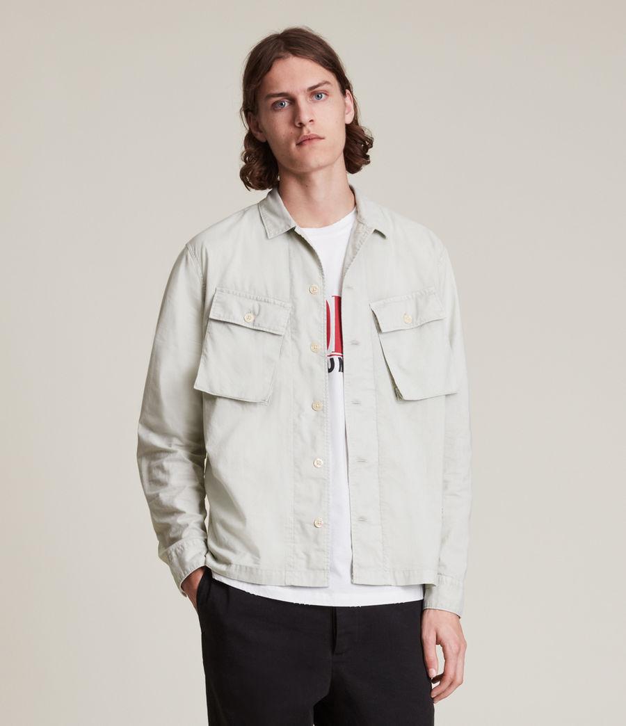 Men's Strathmoor Shirt (olive) - Image 2
